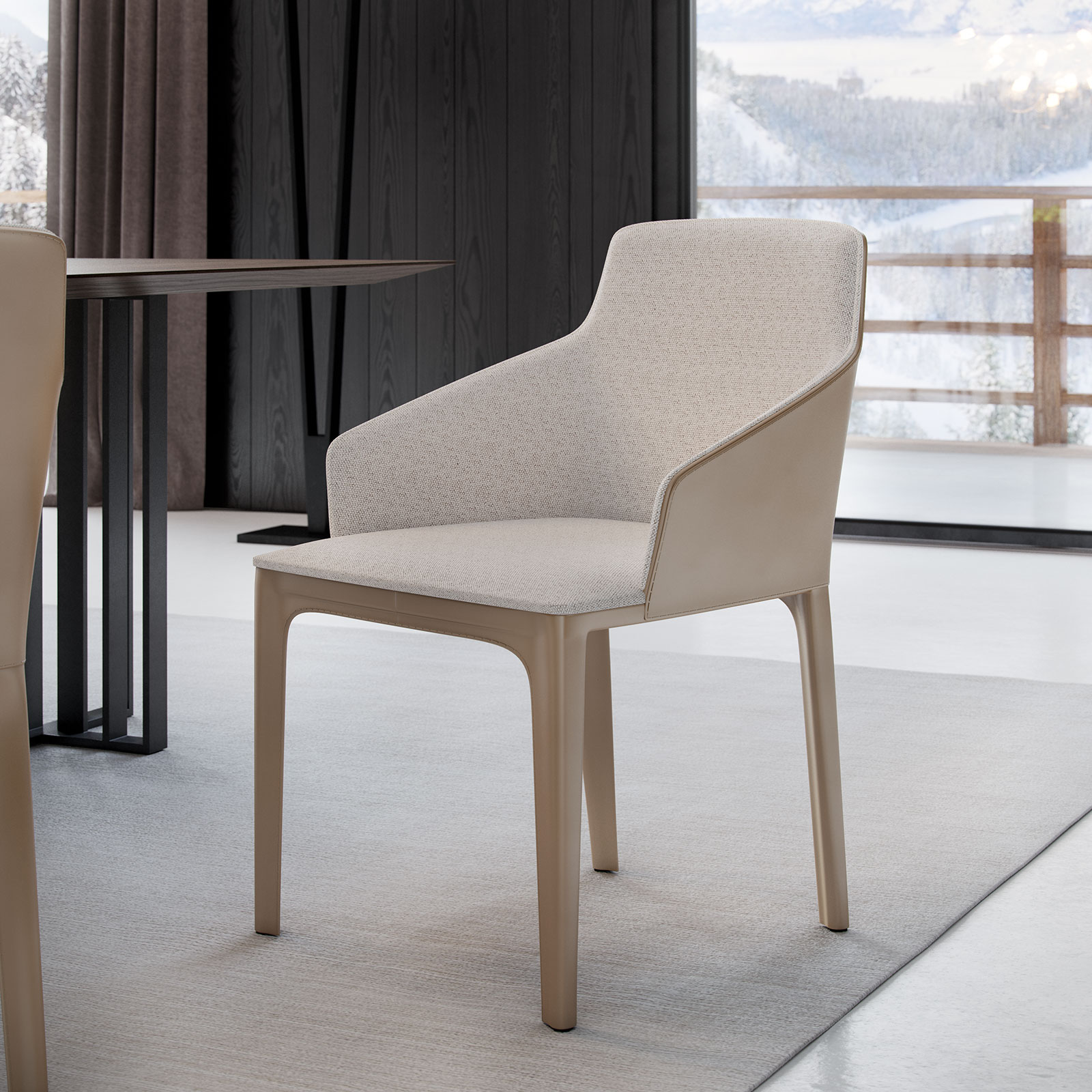 Oxford Dining Chair – Bimma Loft