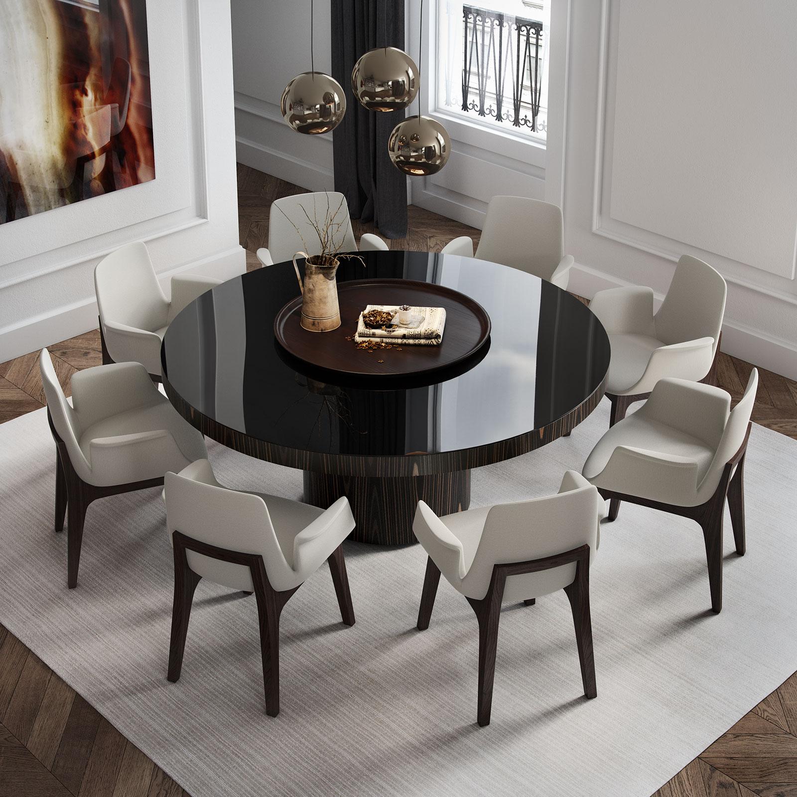 Bimmaloft Dining Tables Berkeley 71in 3 2